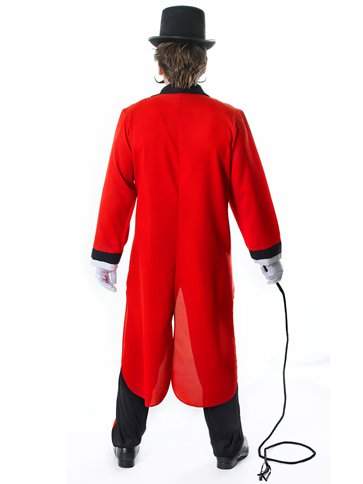 Ringmaster - Adult Costume left