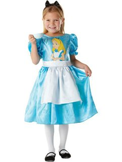 Disney Alice in Wonderland Classic - Child Costume