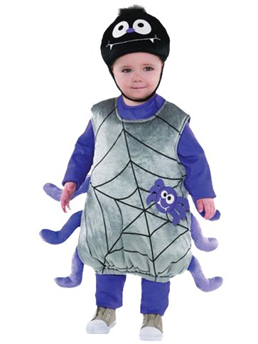 Itsy Bitsy Spider - Child Costume front