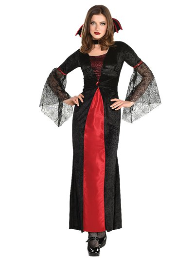 Countess Vampiretta - Adult Costume