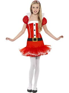 Little Miss Santa Tutu