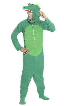 Crocodile - Adult Costume