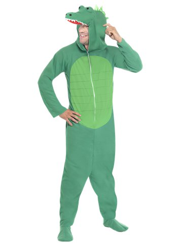Crocodile - Adult Costume front