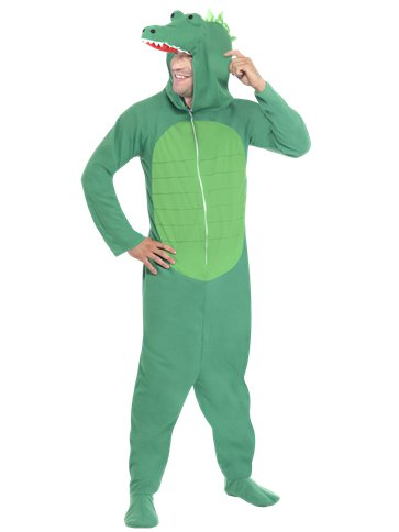 Crocodile - Adult Costume pla