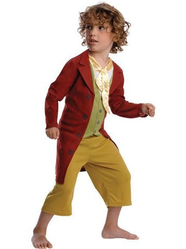The Hobbit Bilbo Baggins - Child Costume front