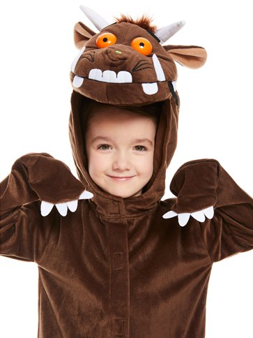 Gruffalo - Child Costume back