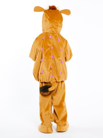 Gruffalo's Child - Child Costume back