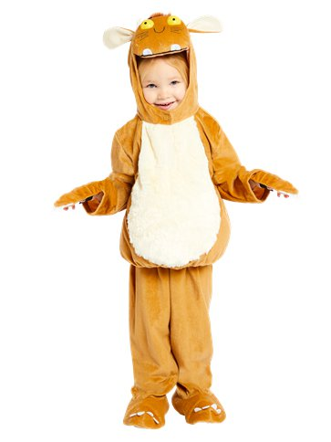 Gruffalo's Child - Child Costume front