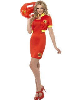 Baywatch Beach Lifeguard  sc 1 st  Party Delights & Baywatch Fancy Dress - Lifeguard Costumes | Party Delights