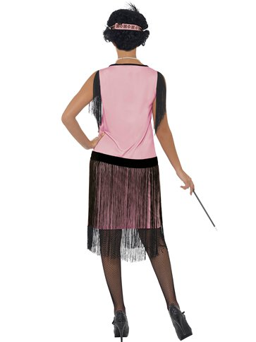 1920s Coco Flapper Dress - Adult Costume left