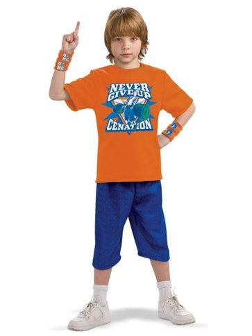 John Cena Child Costume Party Delights