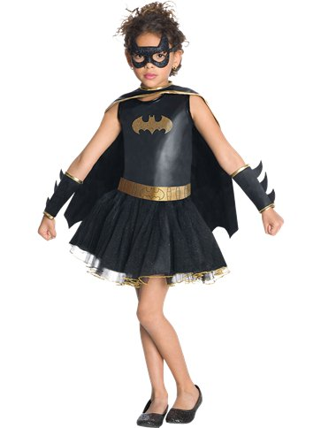 Batgirl - Child Costume front