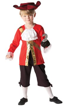 Captain Hook - Child Costume