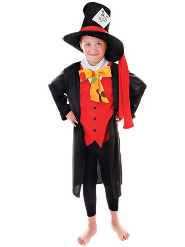 Mad Hatter - Child Costume front