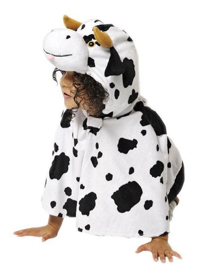 Cow Cape - Child Costume