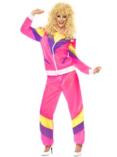 Women S 80s Fancy Dress Party Delights