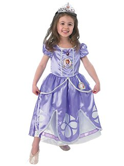 Disney Sofia Deluxe - Child Costume