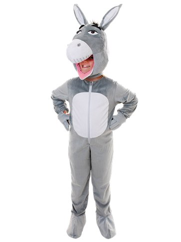 Donkey - Child Costume front