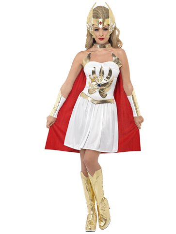She Ra Adult Costume Party Delights