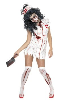 Zombie Nurse - Adult Costume