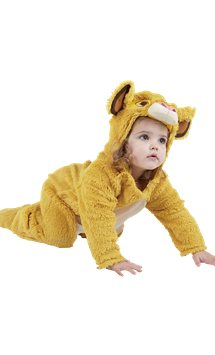 Simba - Toddler Costume