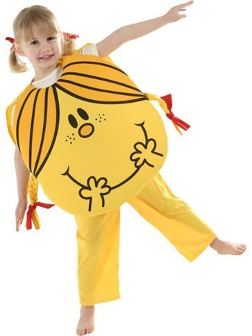 Little Miss Sunshine Child Costume Party Delights