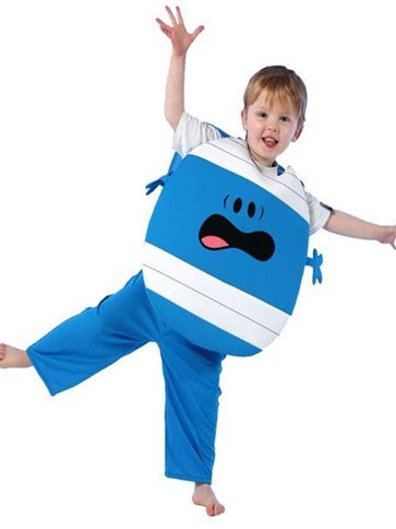 Mr Bump - Child Costume front