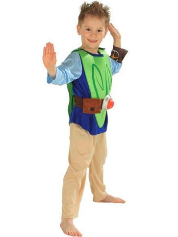 Tree fu Tom - Child Costume front