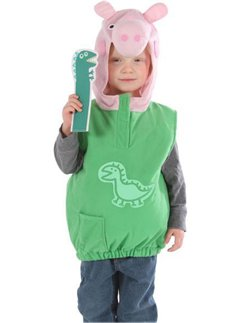 George Pig - Child Costume