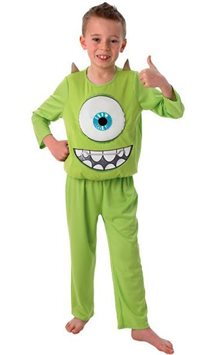 Monsters University Mike Deluxe - Child Costume