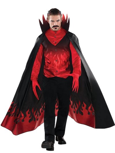Diablo - Adult Costume