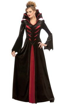 Queen of Vampires - Adult Costume