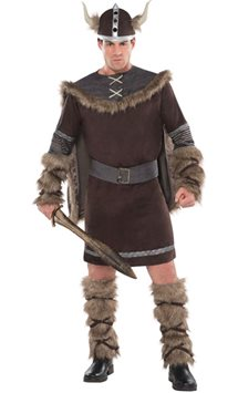 Viking Warriror - Adult Costume