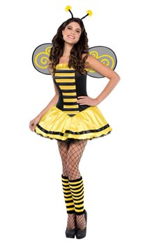 Bumble Beauty - Adult Costume