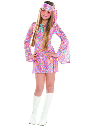 Disco Diva - Child & Teen Costume