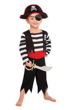 Deckhand Pirate - Child Costume