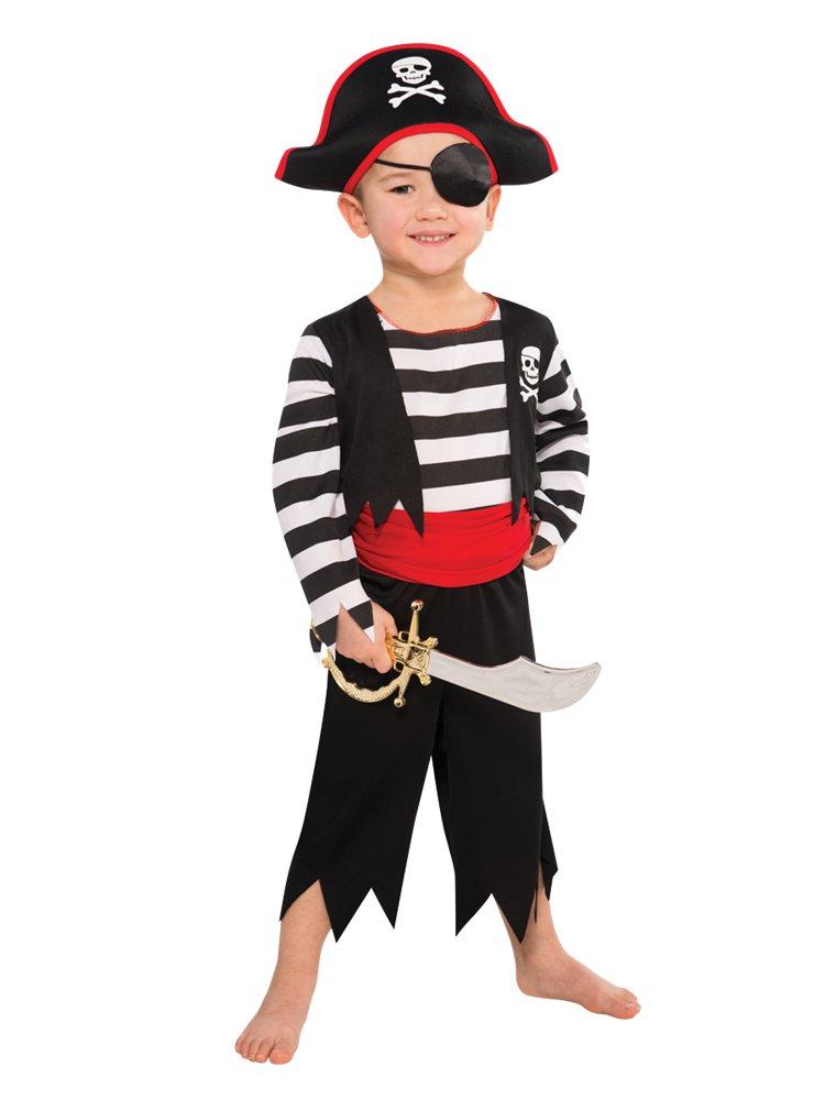 Костюм пирата для детей своими руками 23