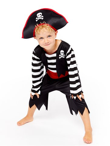 Deckhand Pirate - Child Costume left