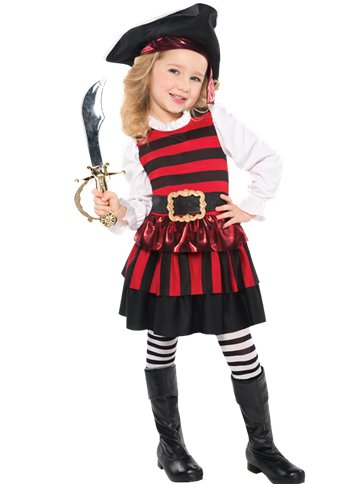 Little Lass - Child Costume front
