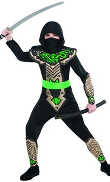 Dragon Ninja - Child Costume