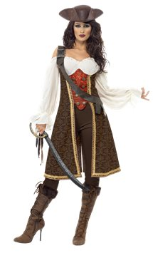 High Seas Wench - Adult Costume