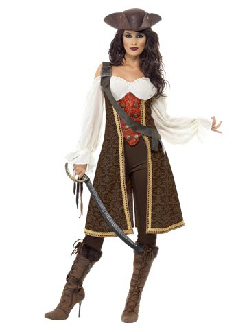 High Seas Wench - Adult Costume front