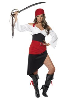 Sassy Pirate Wench