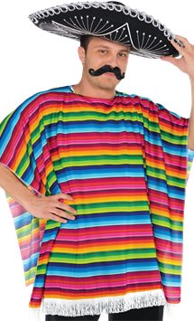Serape - Adult Costume
