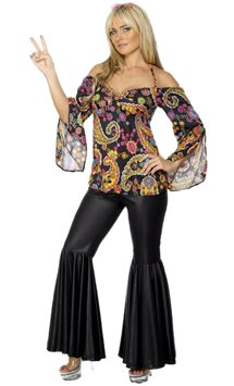 Groovy Lady - Adult Costume