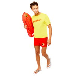 "Baywatch Beach - 38-40"" Chest"