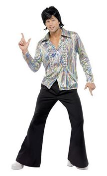 70's Retro Man - Adult Costume