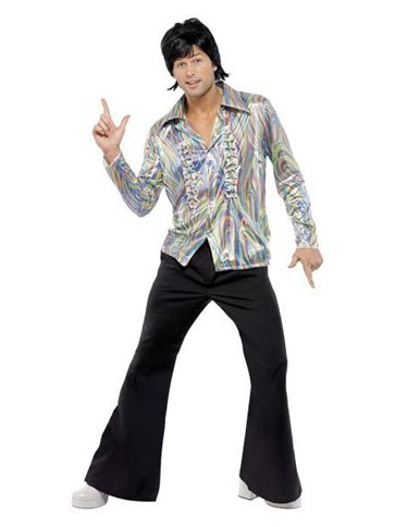 70's Retro Man - Adult Costume front