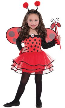 Ballerina Ladybug - Child Costume