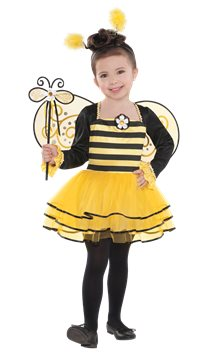 Ballerina Bee - Child Costume